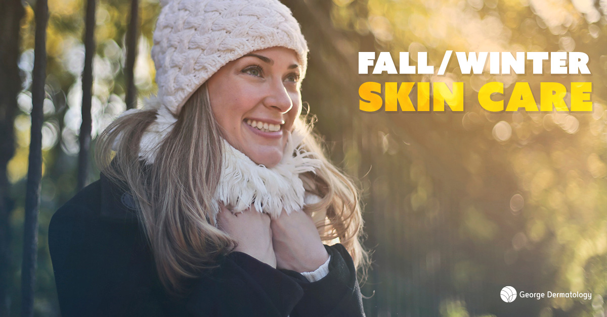 Falling Temperatures Signals Change for Our Skin Care Regimen
