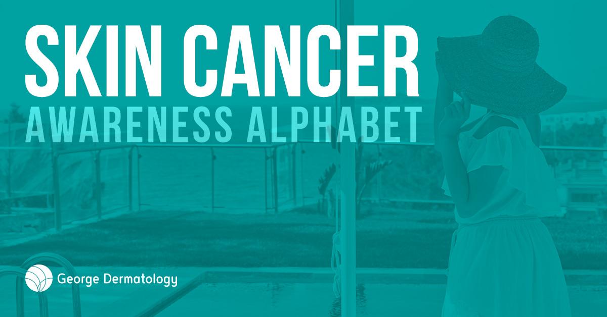 Skin Cancer Awareness Alphabet