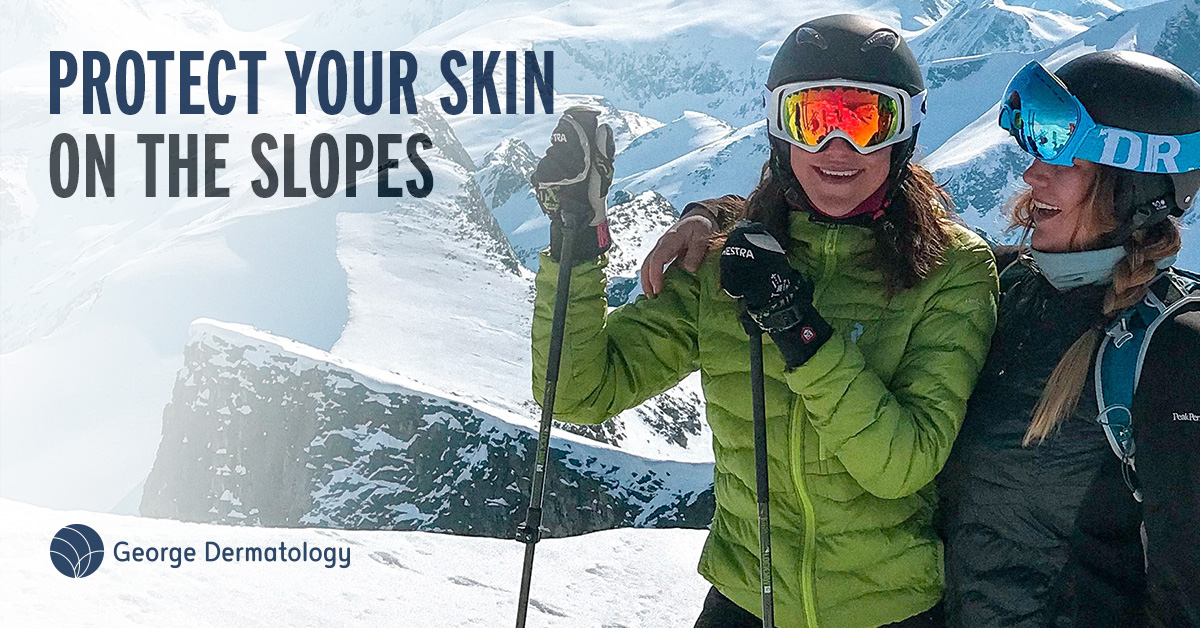 Hitting the slopes this winter? Here's what you need to know to protect your skin.
