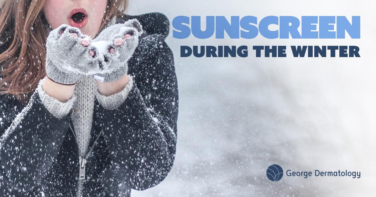 Do I still need sunscreen in the winter?